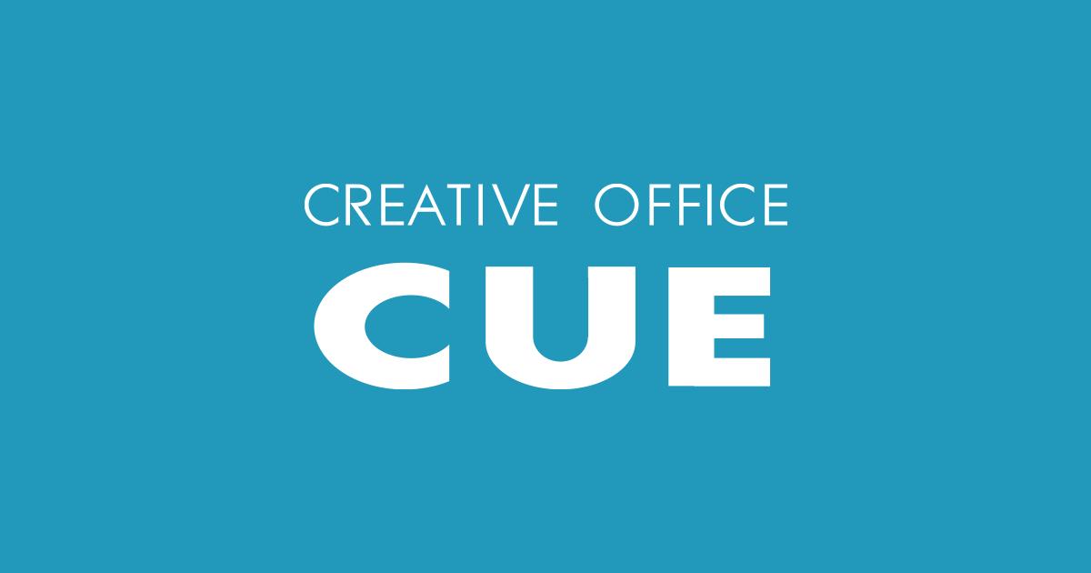 クリエイティブオフィスキューオフィシャルウェブサイト | CREATIVE OFFICE CUE Official website
